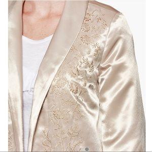 Jackets & Coats - Maryella Coat - Sandy Shell Embroidery